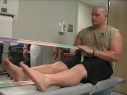 Treating 'phantom limb pain' with mirror therapy
